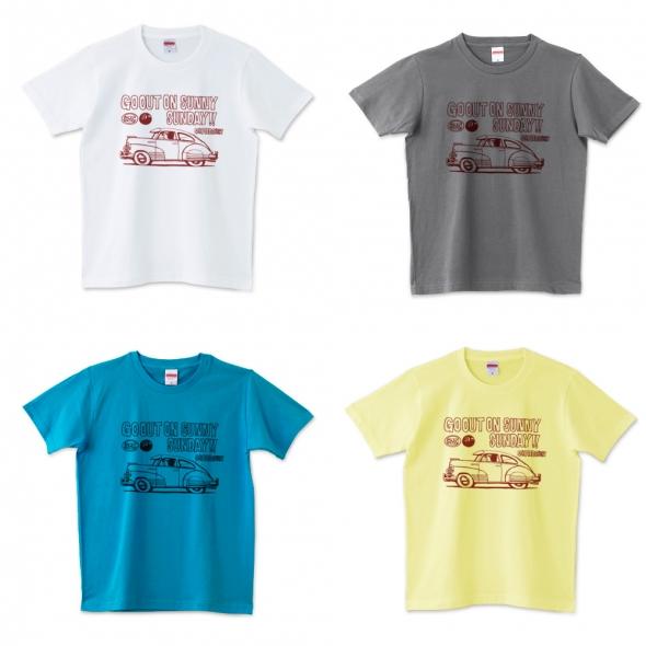 シボレー Tシャツ