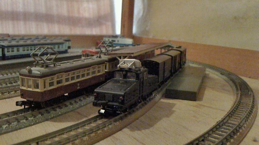 デキ黒貨車