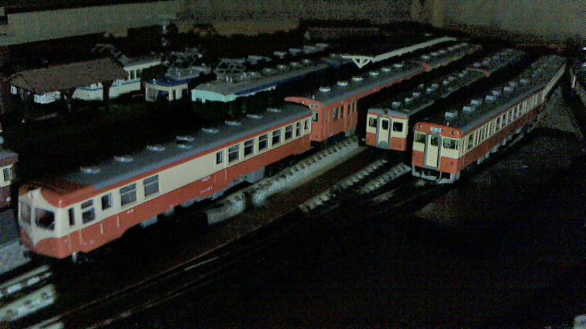夜ノ気動車区