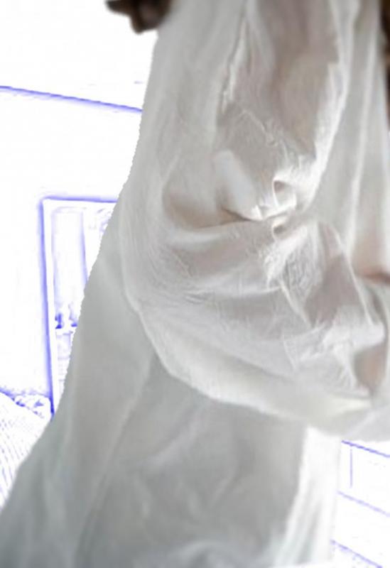 白いシャツ③.