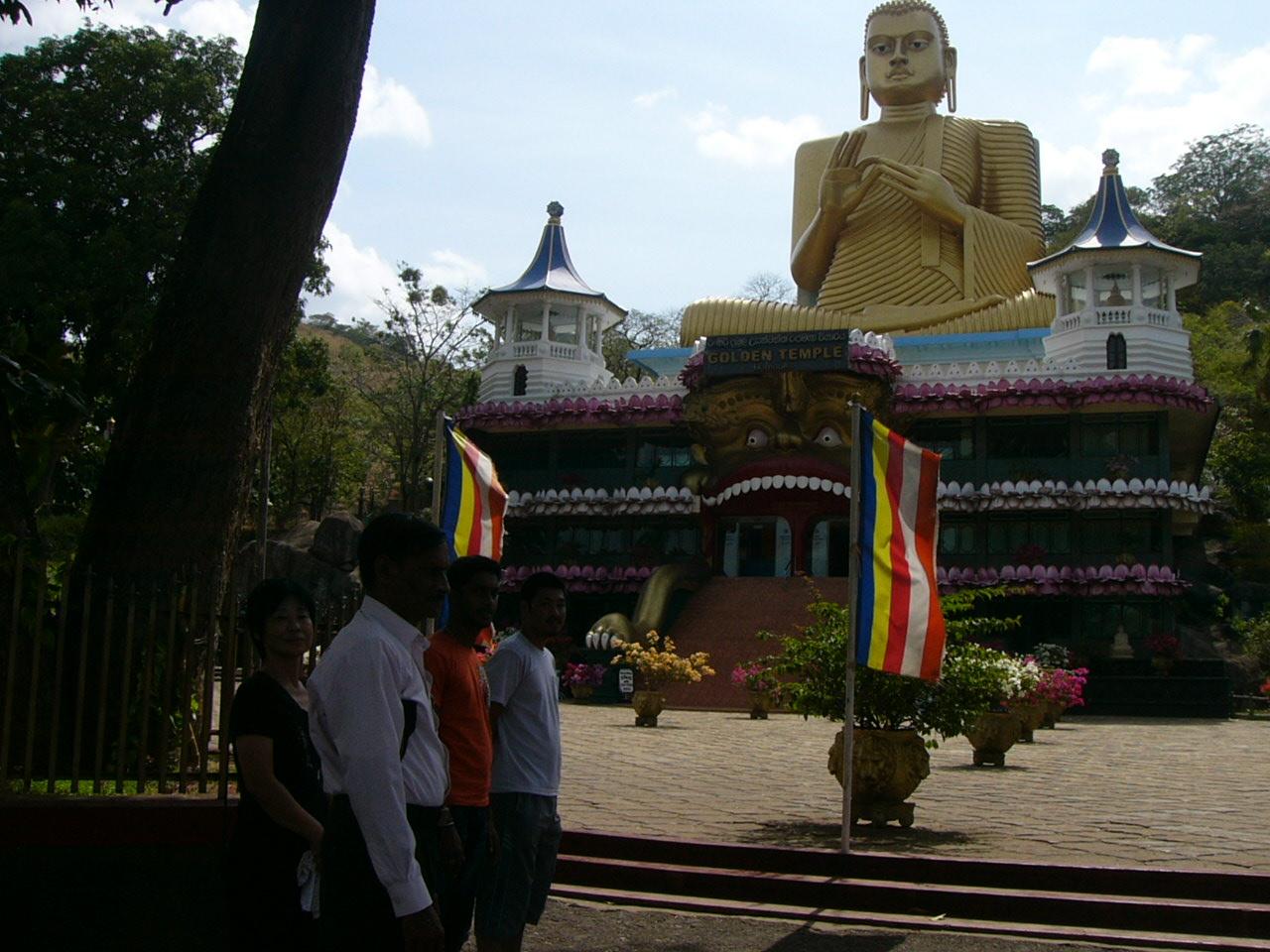 1黄金寺院P1000499