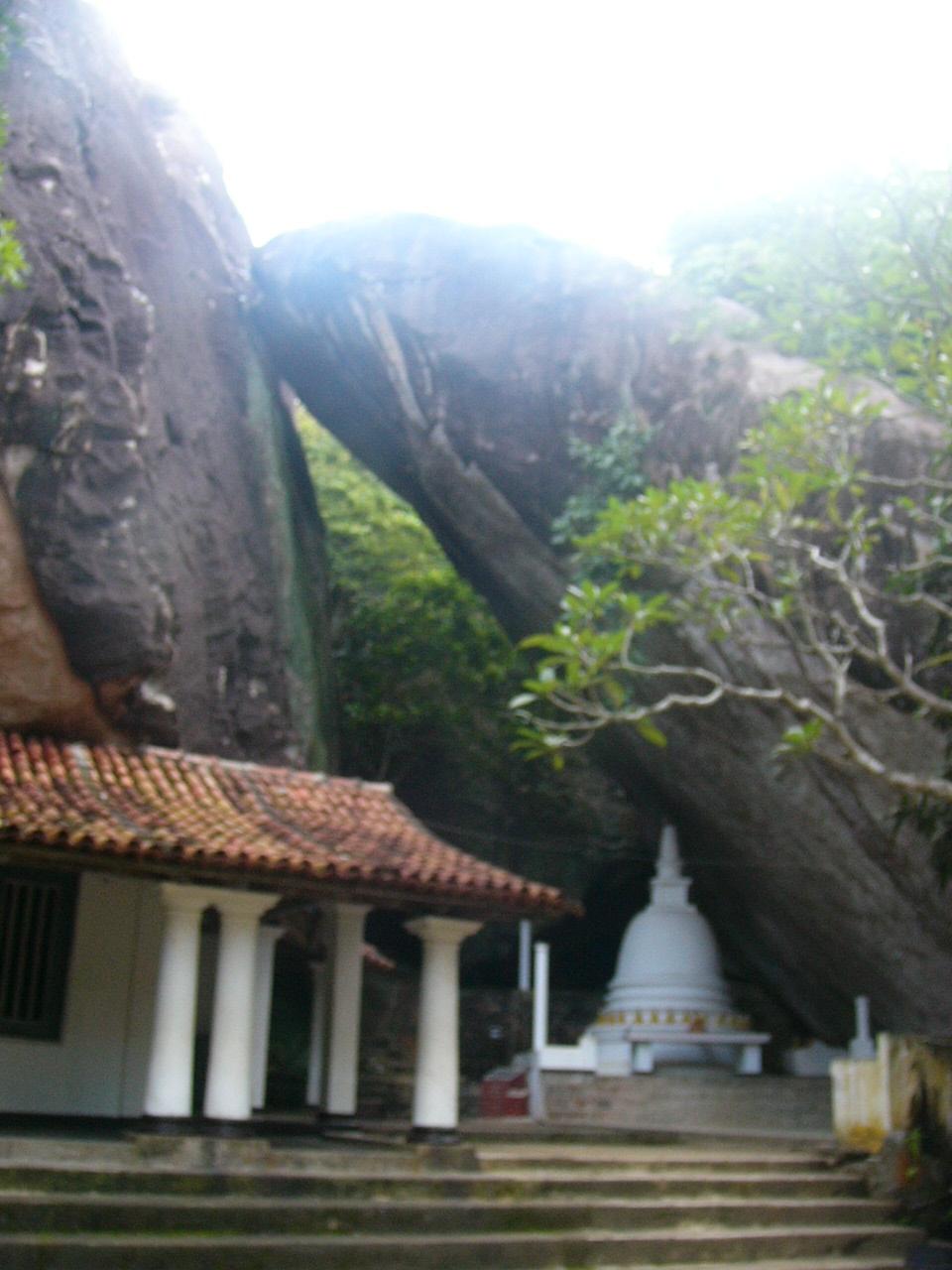 1ピリクットワ岩窟寺院18世紀P1000369