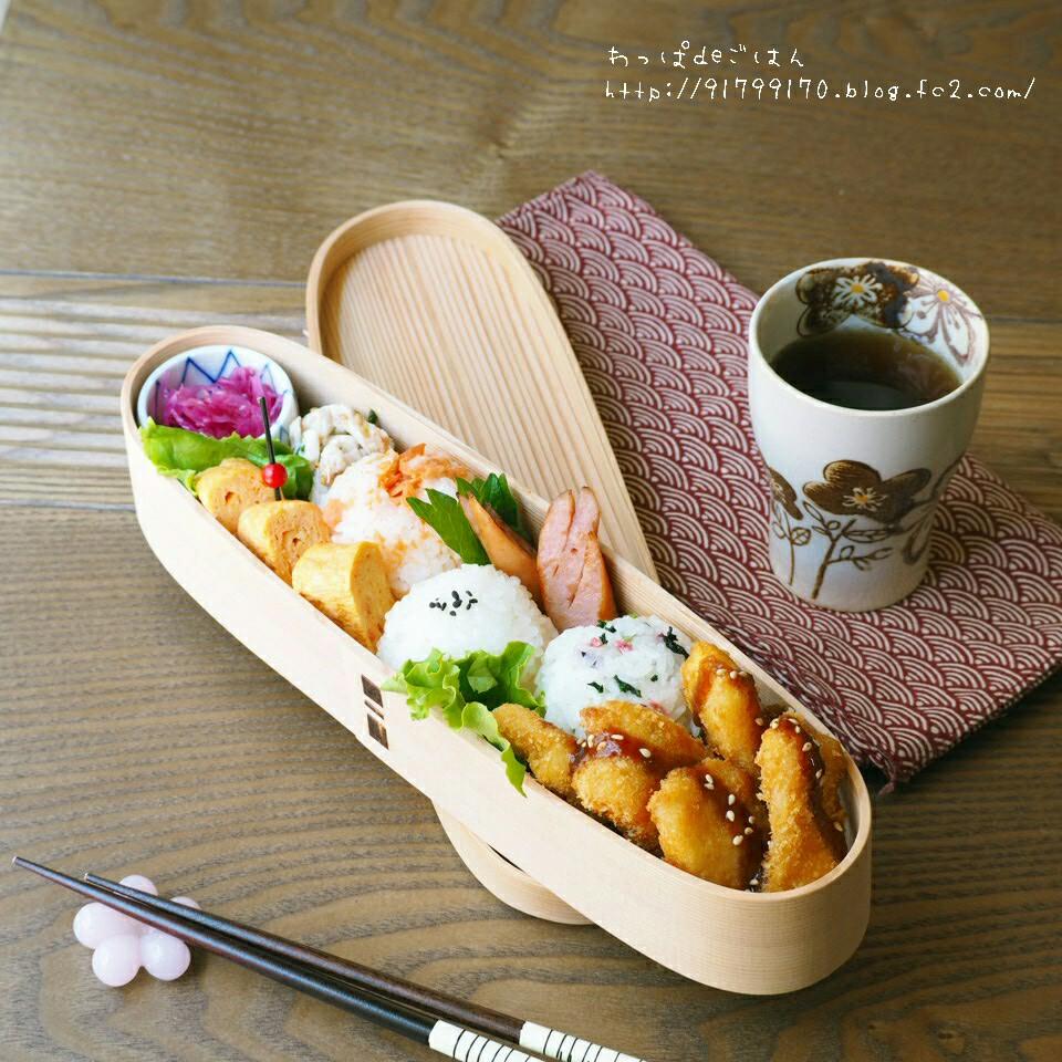 鱈フライ弁当