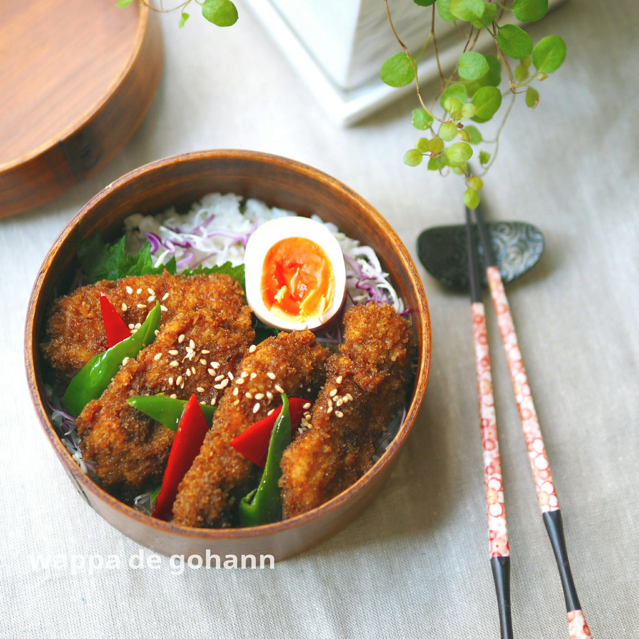 ソースカツ丼弁当