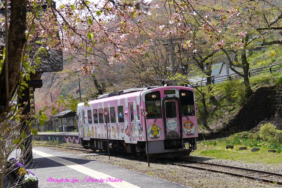 花咲くあいづ号(普通列車)L2