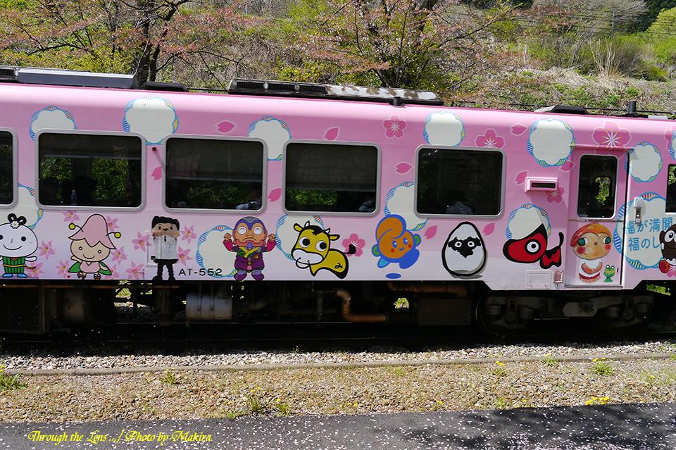 花咲くあいづ号(普通列車)L3