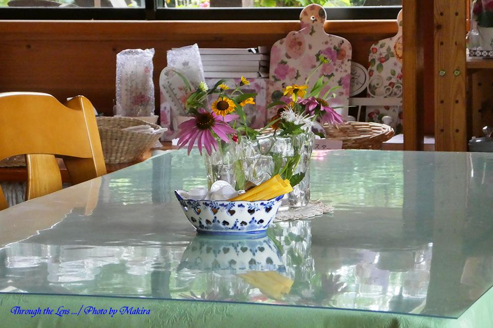 テーブル花TZ7