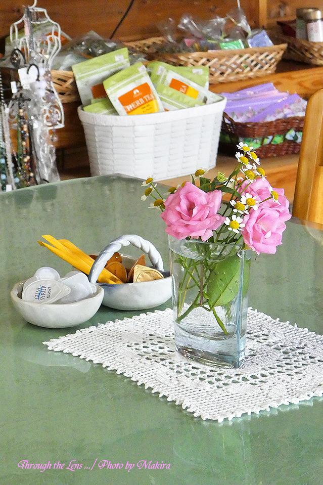 テーブル花TZ9