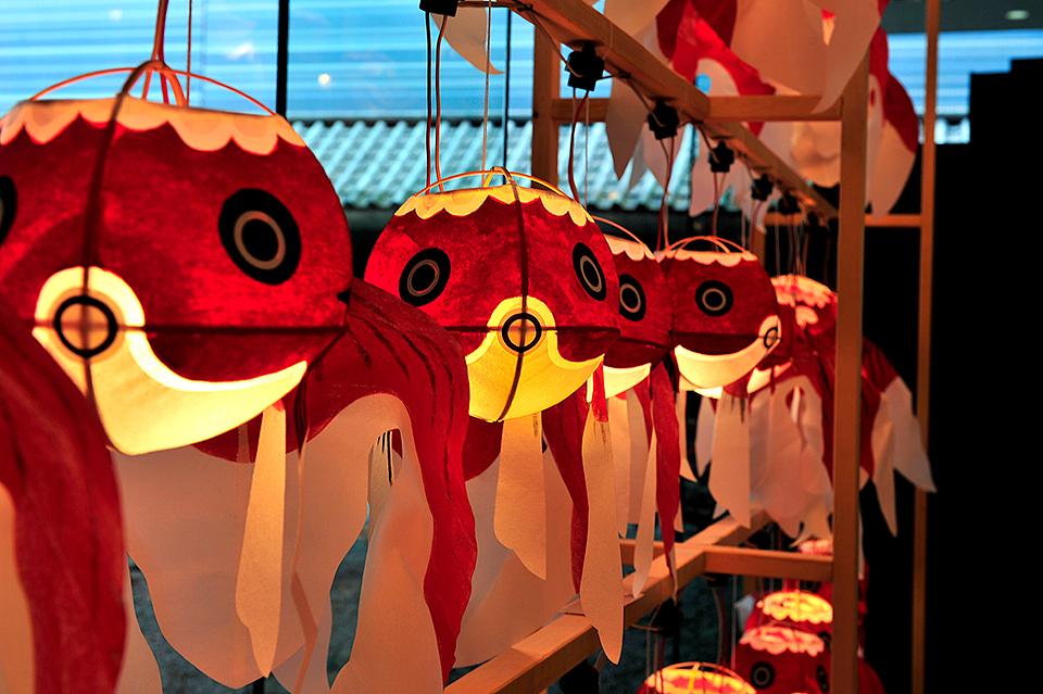 提灯のあかり-~山口県・柳井市「柳井金魚ちょうちん祭り」1