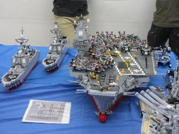 レゴ 空母