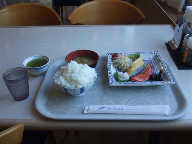 ツーリング2日目(朝食)①