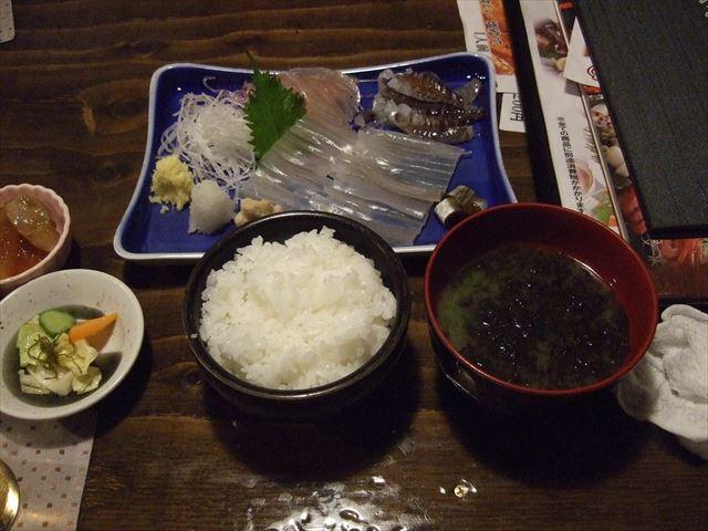 函館晩御飯