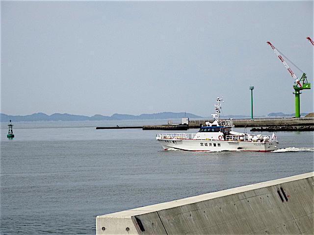 0605石巻港