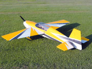 Brothers Airplane EXTRA300 78 YELLOW v2