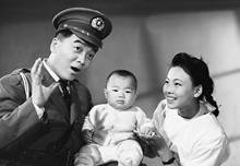 赤ちゃん颱風