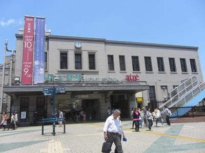 上野駅・広小路口