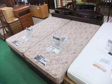 シングルベッド (1)
