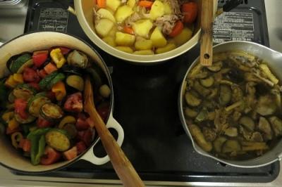 夏野菜いっぱい!
