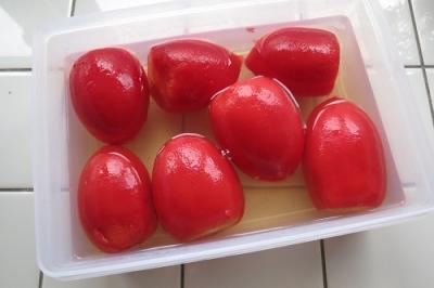 トマトのコンポート