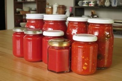 トマトびんづめ各種