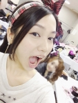 AKB48 田野優花 セクシー 口開け 舌 顔アップ カメラ目線 自撮り 高画質エロかわいい画像10245