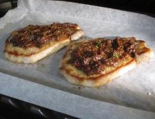 ポークソテー梅味噌ソース 調理③