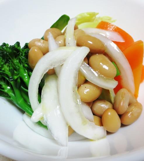 大豆サラダ B