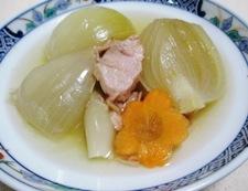 玉ねぎとツナの炊いたん 調理②