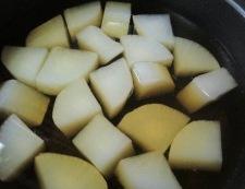 イカと大根の煮物 調理④
