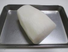 イカと大根の煮物 材料②