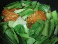 野菜天 調理②