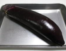 豚肉とナスのポン酢炒め 材料①