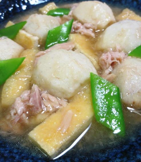 里芋とツナの煮物 B