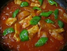 豚ロースのトマト煮 調理⑥