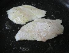 タラのハープソテー 調理②