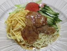 冷麺 調理④