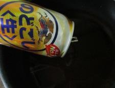 新玉ねぎと豚こまのビール煮 【下準備】②