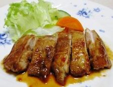 ピリ辛チキン 調理④
