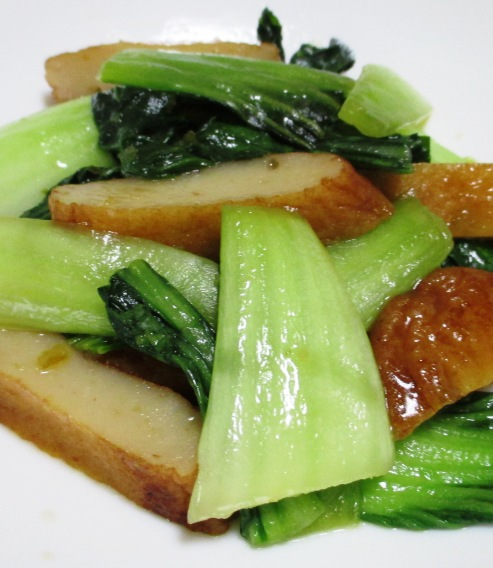 青梗菜さつま B