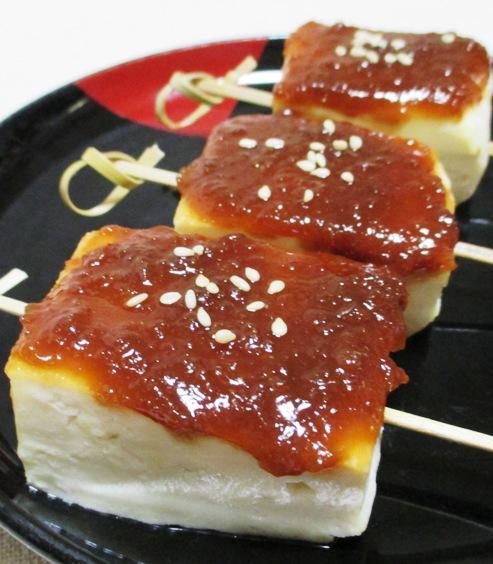 豆腐田楽 大