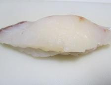 タラのバジルチーズフライ 調理③