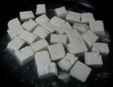 豚こまと豆腐の中華風煮込み 調理②