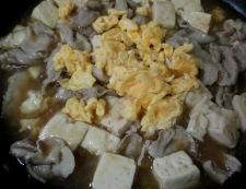 豚こまと豆腐の中華風煮込み 調理⑤