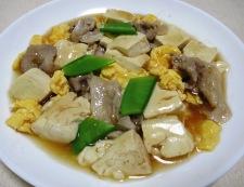豚こまと豆腐の中華風煮込み 調理⑥