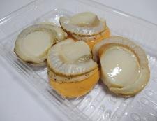 ホタテ豆腐 材料①