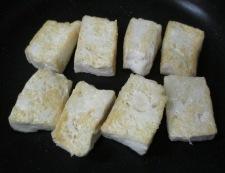 豆腐ステーキ 調理③
