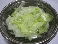 春雨サラダ 材料②
