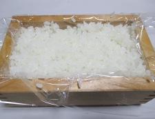 煮アナゴの押し寿司 調理⑤