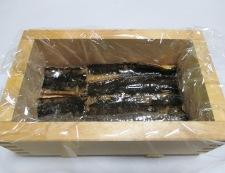 煮アナゴの押し寿司 調理②