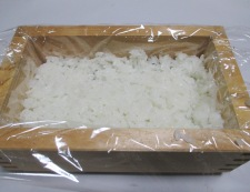 煮アナゴの押し寿司 調理③